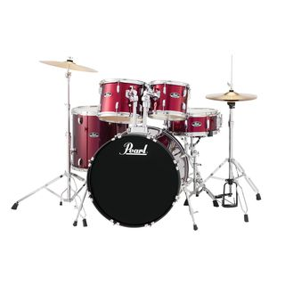 Pearl Roadshow Stage RS525SC, Wine Red #91 Produktbillede