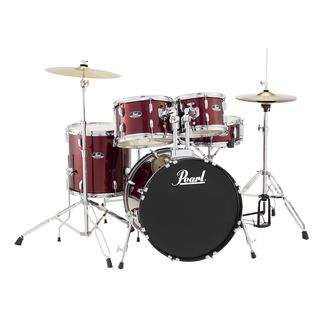 Pearl Roadshow Studio RS505C, Wine Red #91 Produktbillede