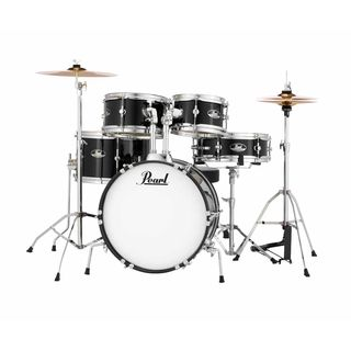 Pearl RSJ465C Roadshow Junior Set Jet Black Product Image