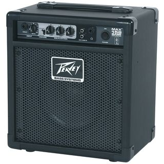 Peavey Max 158 Bass Guitar Amp Combo    Product Image