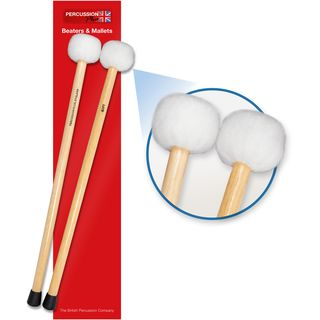 Percussion Plus PP074 Timpani Mallets, Soft Product Image