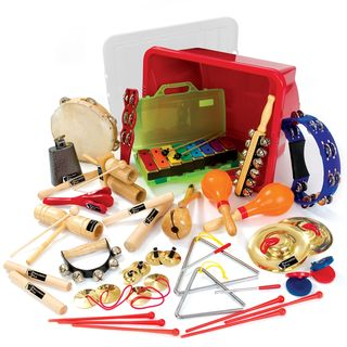 Percussion Plus PP693 Percussion Classpack  Product Image