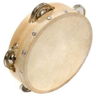 Percussion Plus PP871 Budget Tambourine, 15cm  Product Image