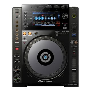 Pioneer DJ CDJ-900NXS Pro-DJ Multi-Player (Black) Product Image