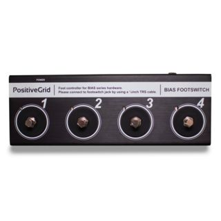 Positive Grid BIAS BFS4 Footswitch Product Image