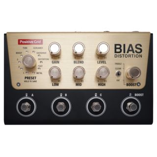 Positive Grid Bias Distortion Product Image