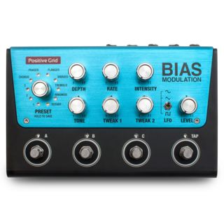 Positive Grid BIAS Modulation Pro Product Image