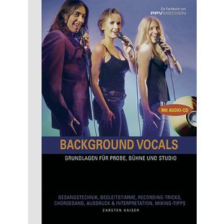 PPV Medien Background Vocals C. Kaiser,inkl. CD Product Image
