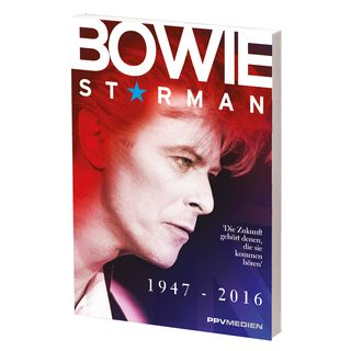 PPV Medien Bowie Starman Product Image