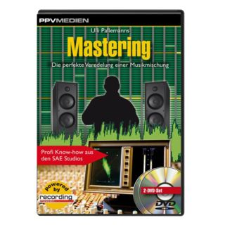 PPV Medien DVD Mastering Product Image