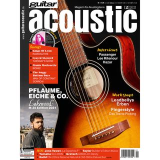 PPV Medien guitar acoustic 02/2021 Product Image