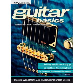 PPV Medien Guitar Basics - Guitars, Amps  Product Image