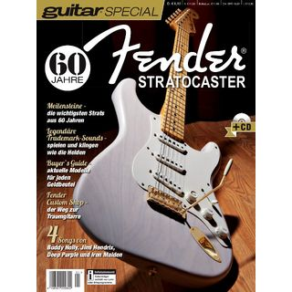 PPV Medien guitar Special:60 Jahre Fender Stratocaster Product Image
