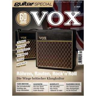 PPV Medien guitar Special: 60 Jahre VOX Product Image