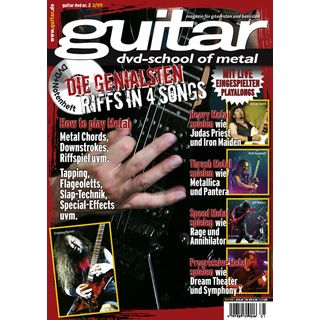 PPV Medien guitar Vol 2 - School of Metal DVD, Victor Smolski Product Image