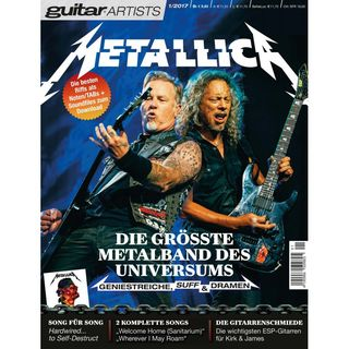 PPV Medien Metallica - guitar artists Product Image