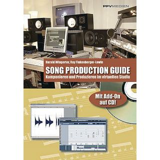 PPV Medien Song Production Guide Finkenberger-Lewin, Wingerter Product Image