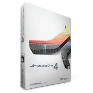 1c5e59006f405 Presonus Studio One 4 Professional Produktbild