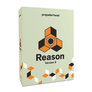 Propellerhead Reason 9.5 Boxed Version Product Image