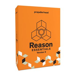 Propellerhead Reason Essentials 9 Boxed Version Product Image