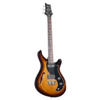 PRS S2 Vela Semi-Hollow McCarty Tobacco Sunburst Product Image