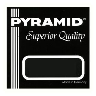 Pyramid U-Bass Superior Quality Acoust Silver Plated Copper on Nylon Product Image