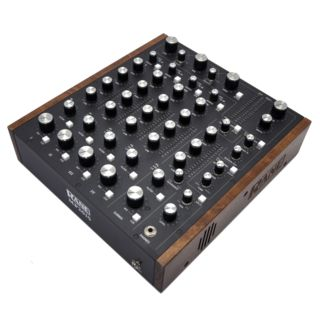 Rane MP 2015 Rotary mixer met USB-Interface Productafbeelding