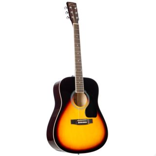Red Hill D-1 SB Sunburst Produktbild