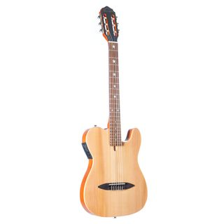 Red Hill MEC-01 Nylon Electro-Acoustic (Natural) Product Image