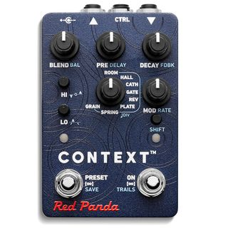 Red Panda Context Reverberator Product Image
