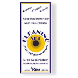 REKA Cleaning Paper for Pads Produktbillede