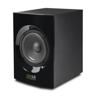 Reloop ADM-SUB Subwoofer for ADM-Monitor Series Product Image
