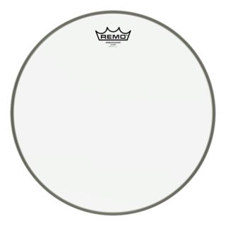 "Remo Ambassador Clear 6"", Tom Batter/Reso Product Image"