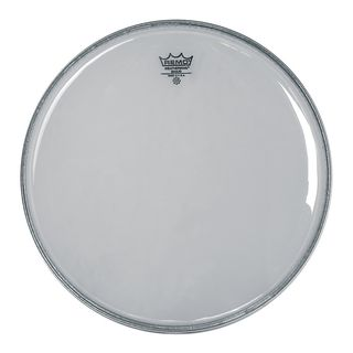 "Remo Banjofell 11 1/8"" Medium Clear Product Image"