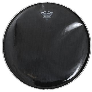"Remo Black Max Ebony, 14"", Marching Snare Batter Product Image"