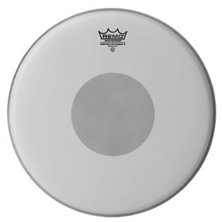 "Remo Controlled Sound X 10"", Black Dot, SnareDrum Batter Product Image"