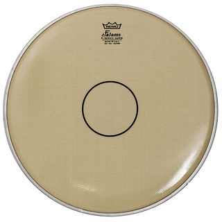 "Remo CS Falam K, 14"", Neutral, Marching Snare Batter Product Image"