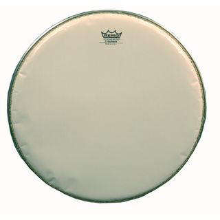 "Remo Cybermax 14"" - Smooth White - Marching Snare Batter Product Image"
