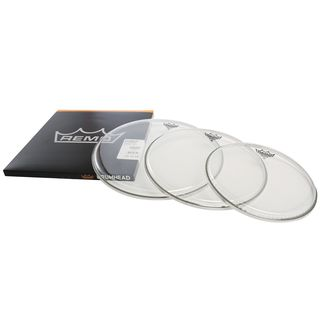 "Remo Drumhead Set Emperor, clear, Fusion: 10"",12"",14"" Product Image"