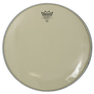 "Remo Falam K, 14"", Neutral, Marching Snare Batter Product Image"