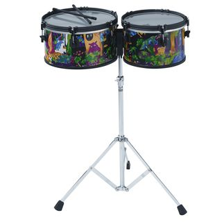 "Remo Kid´s Timbales KD-2012-01 10"" + 12"" Product Image"