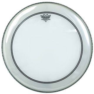 "Remo Powerstroke 3 Clear 18"", BassDrum Batter/Reso Product Image"