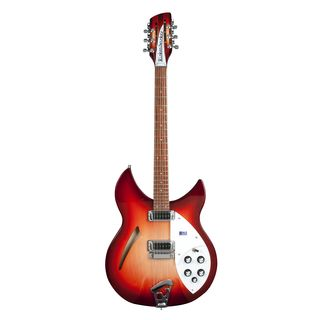 Rickenbacker 330/12 12-String Electric Guit ar, Fireglo Product Image