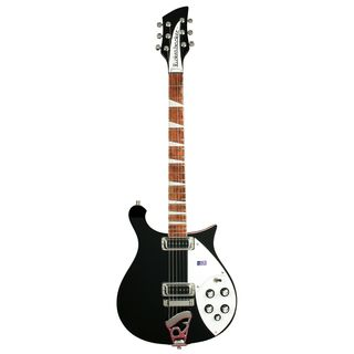 Rickenbacker 620 Electric Guitar, Jetglo    Product Image