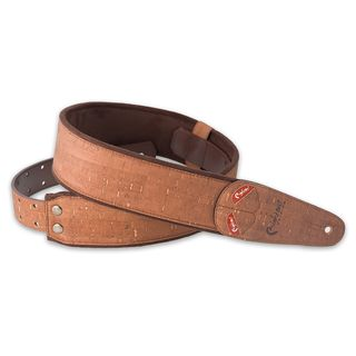RightOn! Straps Guitar Strap Mojo Cork Braun Product Image