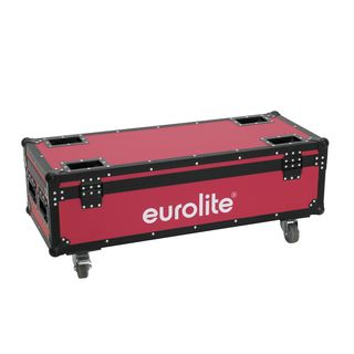 Roadinger Flightcase 4x LED Umbrella Product Image