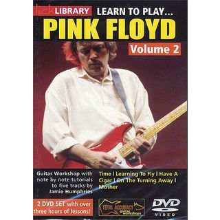 Roadrock International  Lick Library: Learn To Play Pink Floyd 2 DVD Produktbild