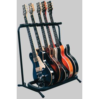 Rockstand RS20861B/1 5-Way Guitar Stand Produktbild
