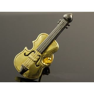 Rockys Pin Cello gold plated Product Image