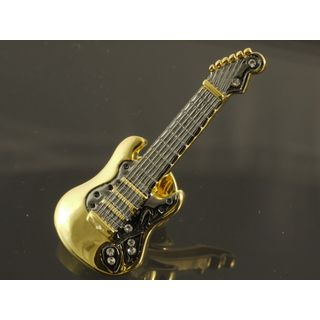 Rockys Pin E-Guitar gold plated Product Image